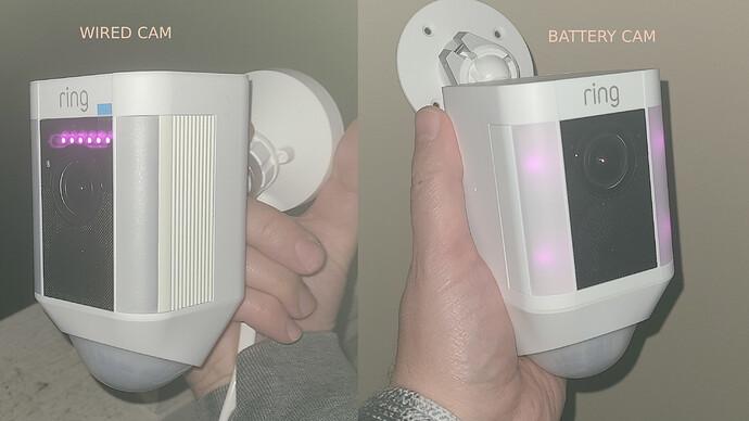 IR-wired-vs-battery