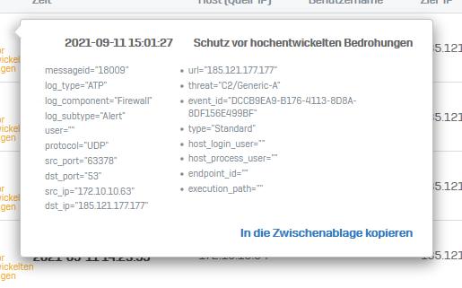 210911 Screenshot Sophos